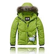 DF-74 VALIANLY Utendrs kvinner Ski Down Jacket