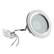 9W 850-900LM 3000-3500K Warm White Light LED-Deckenleuchte Lampe (85-265V)