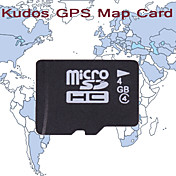 KUDOS North America Map (TF Card-4G)