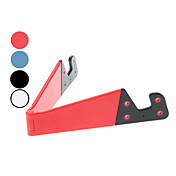 Bærbar Folding Stand Holder til iPad Mini m.fl. (Random Color)