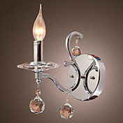 Lmpara de pared de Cristal con 1 Bombilla - WETTINGEN