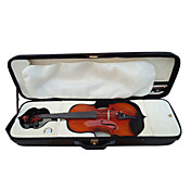 4/4 High-Grade Aged Spruce Flame Maple Violin Outfit