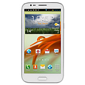 S7100 MT6577 1GHz Android 4.1.1 Dual Core 5.5inch capacitif cran tactile de tlphone portable (WIFI, FM, 3G, GPS)
