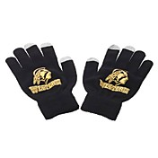 Indian Pattern 3-Finger Capacitive Screen Touching Winter Gloves for iPhone , iPad and Others (Assorted Colors)