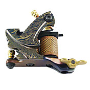 Damascus Steel Wire Cutting Tattoo Machine Gun for Liner