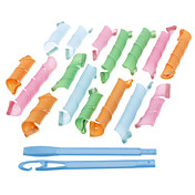 Colorful Perm Magic Hair Curler Set (16-Pack)