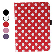 Polka Dots Case de protection avec support pour Amazon Kindle Fire 7.0 HD