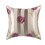 Country Rose Polister fronha decorativa