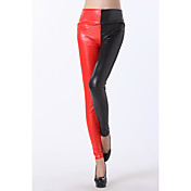 Women's Glossy Legging(Bust:86-102,Waist:58-79,Hip:90-104,Length:95CM)