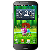 S1 MT6577 1GHz Android 4,1 Dual Core 5.7Inch IPS Kapazitive Touchscreen-Handy (WIFI, FM, 3G, GPS)