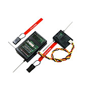 CM921 2.4G 9ch DSM2 Micro Receiver Set/Compatible with JR,SPEKTRUM /with Wirless Simulator