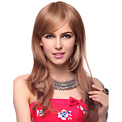 Capless Long Straight 100% Human Hair Wigs