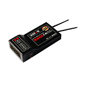 ASSAN X8R6 Micro 6ch 2.4G Receiver (Short Antenna)