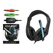 OVLENG Over-Ear Headphones for PC with Mic OV-L8032MV