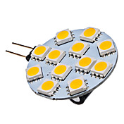 Varm Hvite LED spot prer (12V)