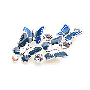 Fashion Alloy With Rhinestones Brooch (More Colors)