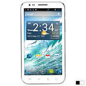 Android 4,1 1,2 GHz Vier-Core-CPU-Smartphone mit 5,7 Zoll kapazitiver Touchscreen (Dual SIM, GPS, 3G, WiFi)