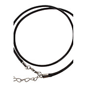 Fine Leather Cord Bracelet