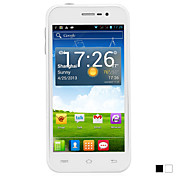 E2001-Android 4.2 1,2 GHz Quad Core CPU smarttelefon med 4,63 tommers kapasitiv berringsskjerm (Dual SIM/3G/WiFi)