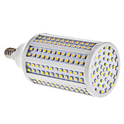 E14 13W 282x3528SMD 600-700LM 3000-3500K Warm White Light LED Corn Bulb (85-265V)