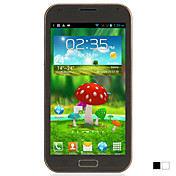 cubot gt6589 - android 4.2.1 mtk6589 quad core smarttelefon med 5,3 &quot;qHD berringsskjerm (dual-sim/wifi/gps)