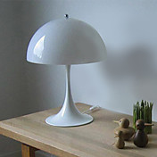 Verner Panton Panthella Table Lamp Mushroom Shade UFO Style