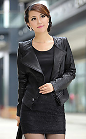 Long Sleeve Party/Evening Lambskin Leather Jacket