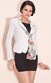 TS Scarf Embellished Blazer (More Color)