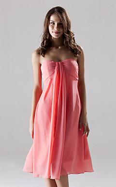 JAIDEN - Vestido de Madrinha em Chifon