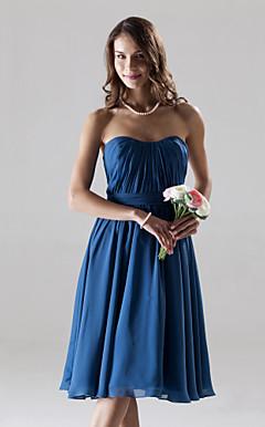 PRIYA - Vestido de Madrinha em Chifon