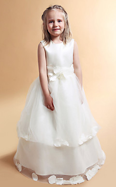 BETONY - Robe de Communion Satin