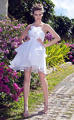 MAIDSTONE - Abito da Sposa in Organza