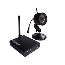 venta al por mayor Receptor inalámbrico USB 2.4G y carpetas de la cámara CCD (szq084)