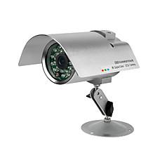 venta al por mayor 1 / 4 ccd fuerte a prueba de agua + + + ir visión nocturna + cs lente con cable Cámara CCD (szh005)