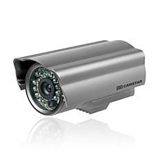 venta al por mayor 420tvl 1 / 3 de pulgada sony color ccd ir impermeable 30m distancia con cable adaptador de CA con cámara (szq276)
