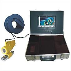 """venta al por mayor pescador submarino cámara color con 7 """"monitor (cr110-7a) (szq439)"""