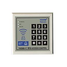 venta al por mayor RFID y código de acceso kit de sistema de control con 2pcs tarjetas de acceso (tra094)