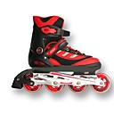 Cougar Rollerblade Youth Adjustable In Line Skates Shoes Size US 1.5-3/EU 28-31(PF138.1)