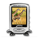 4GB MP4 / MP3 Player - 1,8 pulgadas pantalla + contrasea ajuste (cavs007)