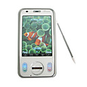 Unlocked Super Cellphone / Fingerprint Recognition /White(Only For EU)Free Shipping