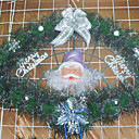 Sector-shaped Christmas Wreath (HH013) (Start From 30 Units)-Free Shipping