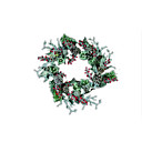 Green Pine Artificial Christmas Wreath (GCH-015)(Start From 30 Units)