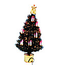 LED Canadian Pine Fiber Potted Christmas Tree,90CM (GQL-025)(Start From 5 Units)-Free Shipping