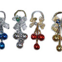 Dangling Multicolored Christmas Ball Ornaments (QS004)(Start From 30 Units)-Free Shipping