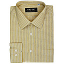 Men's Long Sleeve Plaid Classic Shirt (CHS053) -Free Shipping