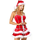 Sexy Adult Costume Santa's Little Helper Green (LRB2099)