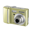 Samsung Digimax S630 Green 6.1MP Digital Camera + Free Shipping