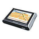 3.5-inch Portable Car GPS Navigator with MP3 Function  GPS6088A + 2GB SD Card and Free Map (SZC242)