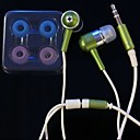 New iPod Isolate Vibe Earphone - Metal Green M905 (SZL027) (Start from 30 units)