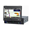 7-inch Touch Screen 1 Din In-Dash Car DVD TV and Bluetooth (Start From 10 Units) Free Shipping